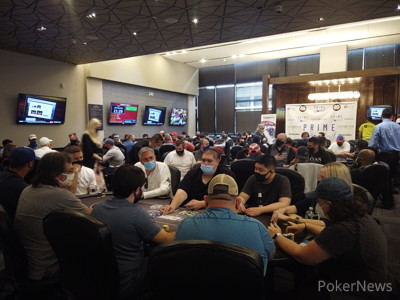 Lone Star Poker Series Day 1