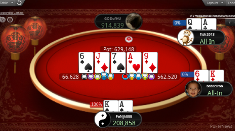 Quot Fanjkeee Quot Eliminates Both Hollink And Badziakouski Setting The Unofficial Final Table 2020 Pokerstars Ept Online Pokernews