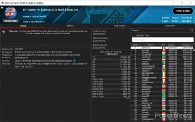 "Dani ""danipesis"" Palau Wins EPT Online 19 for more than $70K"