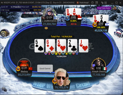"""Artem """"Amsterq"""" Prostak Eliminated in 6th Place"""