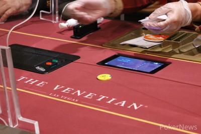 MSPT Poker Bowl V at Venetian