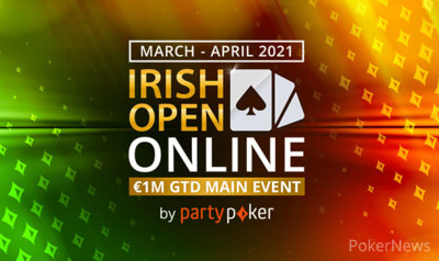 partypoker Irish Open