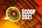 "Congratulations to ""FiatEruditio"", Winner of SCOOP-53-M: $1,050 NLHE [8-Max, Progressive KO, Thursday Thrill], $1M Gtd for $154,986"