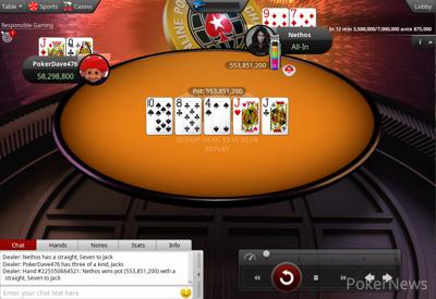 Nethos vs PokerDave476
