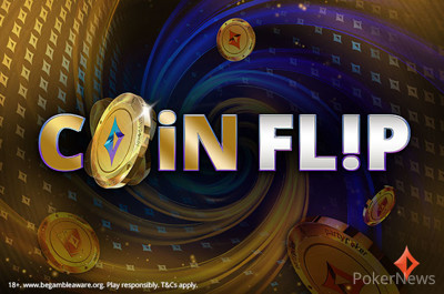 partypoker Coin Flip