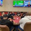 Poker action