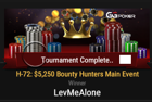Lev Gottlieb Wins H-72 for $316,692