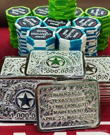 LSPS Belt Buckle and Plaques