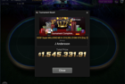 Joakim Andersson Wins GGSF Super MILLION$ ME-H: $10,300