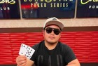 Mark Cortez Wins Event #8: The Monster NLH for $10,010