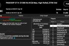 """Congratulations to """"AFA5671"""", Winner of Event #27-H: $1,000 NLHE (6-Max, High Roller) $75K GTD"""