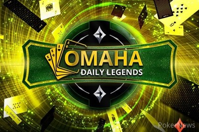 partypoker Omaha Daily Legends