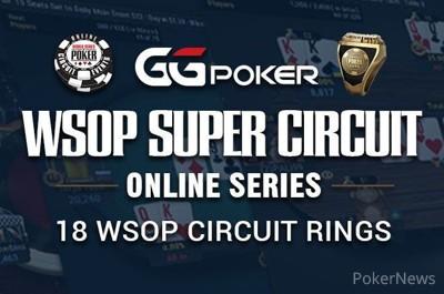 GGPoker WSOP Super Circuit Online Series