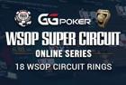 """Raggaz"" Wins WSOP Super Circuit Online Series Event #7: Big 25 ($133,180)"