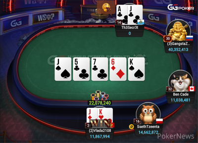 """""""Th3Secr3t"""" Eliminated in 5th Place ($53,917)"""