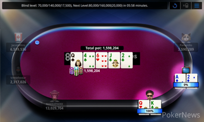 """""""flockystern"""" Eliminated in 6th Place ($2,151)"""