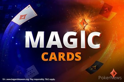 partypoker Magic Cards