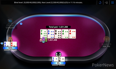"""""""Broten"""" Eliminated in 4th Place ($4,329)"""
