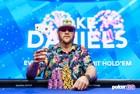 Jake Daniels Wins U.S. Poker Open Event #1: $10,000 No Limit Hold'em ($218,500)