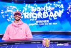 John Riordan Wins USPO Event #4: $10,000 Big Bet Mix ($163,200)