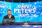 David Peters Wins Third USPO Title in Five Days in the Event #11: $25K NLHE ($465,750)