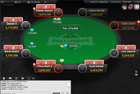 The Grand partypoker Ambassadors Table