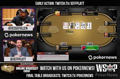 PokerNews Twitch