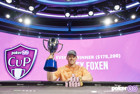 Alex Foxen Wins PokerGO Cup Event #1: $10,000 NLHE ($178,200)