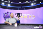 Dylan Linde Catapults into PokerGO Cup Lead After Winning Event #3: $10K NLHE ($169,600)