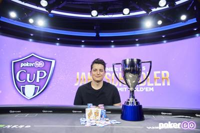 Jake Schindler Wins PokerGO Cup Event #5