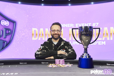 Daniel Negreanu Wins PokerGO Cup Event #7: $50K NLHE