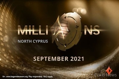 partypoker LIVE MILLIONS Cyprus