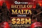 Battle of Malta Online at GGPoker