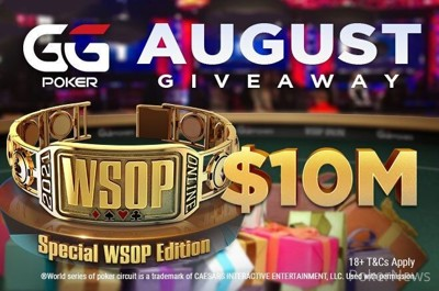 GGPoker August Giveaway