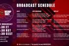 2021 WCOOP Broadcast Schedule New