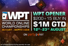 Luiz Orrico Crowned WPT #01 Opener Champion