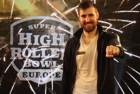 Wiktor Malinowski Wins Super High Roller Bowl Europe ($3,690,000)
