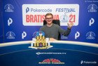 Maximilian Silz Wins the Pokercode Festival Bratislava Main Event (€23,169)