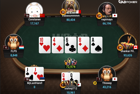 Comeron Playes His Last Hand