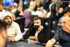 Ali Shaerzadeh leads after Day 1b
