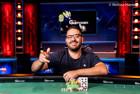 Michael Perrone Wins 2021 WSOP Event #10: $1,000 Super Turbo Bounty No-Limit Hold'em ($152,173)