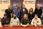 MSPT Venetian $1,100 Main Event Final Table