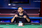 Dylan Weisman Takes Down Event #28: $1,000 Pot-Limit Omaha for First Bracelet ($166,461)