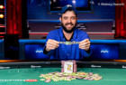 Michael Noori Captures First Bracelet and $610,437 in the Monster Stack