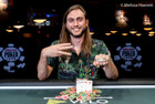 """David """"Bakes"""" Baker Wins Third WSOP Title in Event #34: $1,500 Limit 2-7 Lowball Triple Draw"""