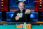 Anthony Koutsos Wins First Bracelet In Event #35: $500 Freezeout No-Limit Hold'em ($167,272)