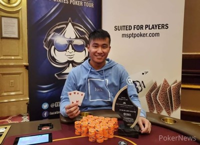Ethan 'Rampage Poker' Yau