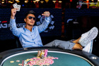 """""""Hobby Player"""" Carlos Chang Wins First Bracelet in Event #41: $2,500 Freezeout for $364,589"""