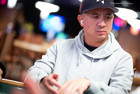 JC Tran sits in the top ten for Day 2