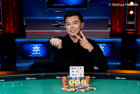 Tommy Le Wins the $10,000 Pot-Limit Omaha Championship for the Second Time